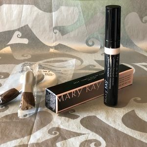 MK Perfecting Concealer Deep Ivory w/Free Brushes